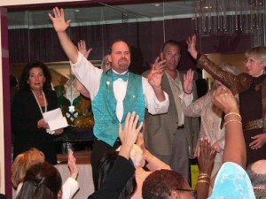 corporate team building event magician long island ny